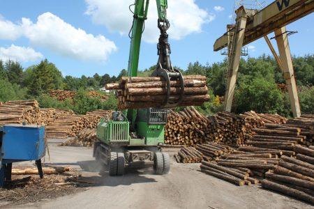 Woodfab Processing Plant