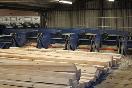 Woodfab Processing Plant